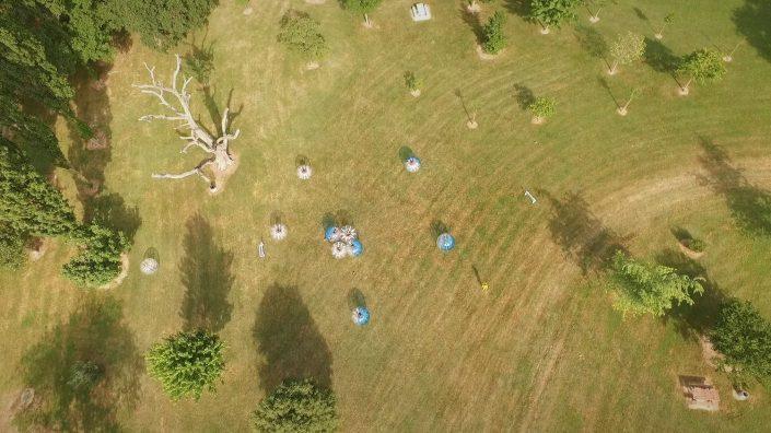 brothers drone prise de vue aérienne parc