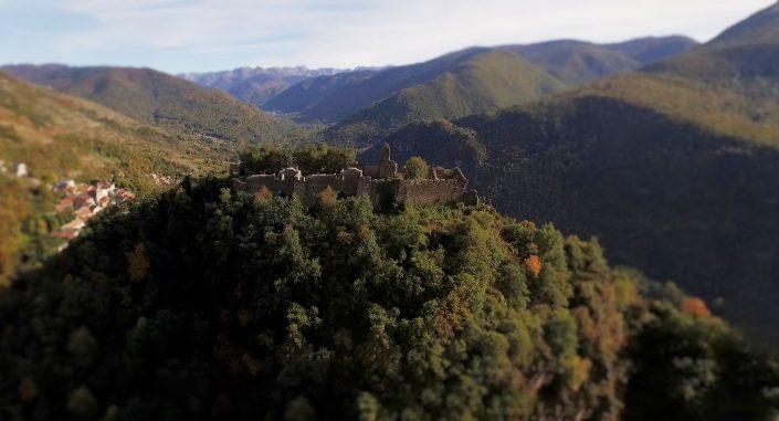 drone prise de vue aérienne monument
