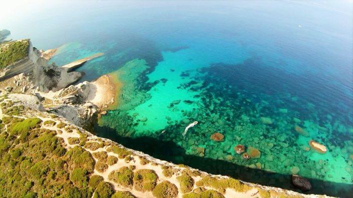 Video littoral drone