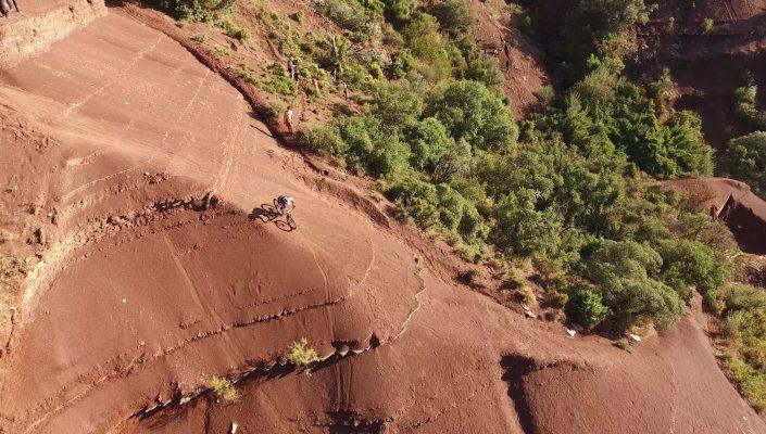 drone velo tournoi film