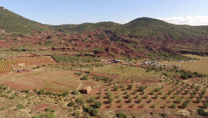 drone prise de vue paysage
